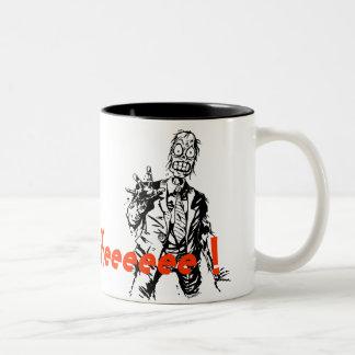 Shambling Zombie Coffee Mug
