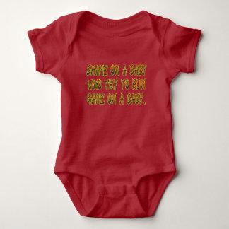 Shame on a Baby Baby Bodysuit