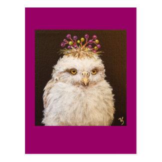 shameena la postal del owlet