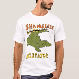 Shameless Alligator -- proofread T-Shirt