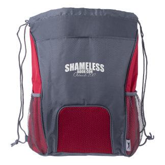 Shameless Book Con 2017 Drawstring Backpack