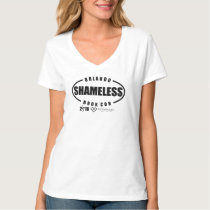 Shameless Book Con 2018 Oval T-Shirt