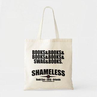 Shameless Book Con Books&Books&Books&Swag Tote Bag