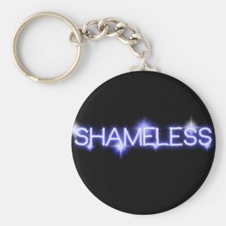 Shameless Keychain