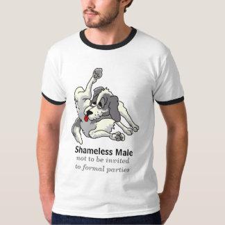 Shameless Male T-Shirt