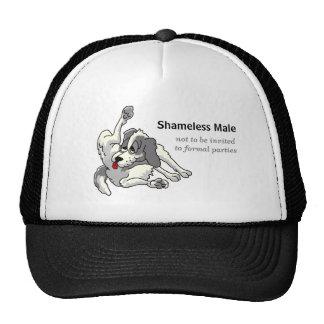 Shameless Male Trucker Hat