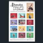 """Shameless Pinups: 2018 Calendar<br><div class=""""desc"""">12 months of gorgeous,  body-positive pinups</div>"""