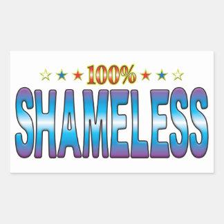 Shameless Star Tag v2 Stickers