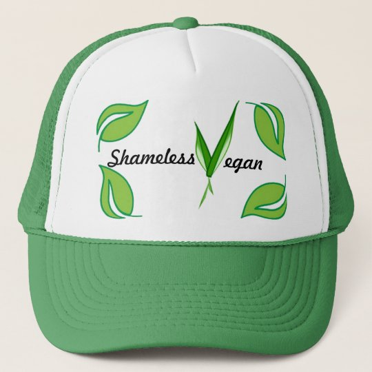 ShamelessVegan Trucker Hat
