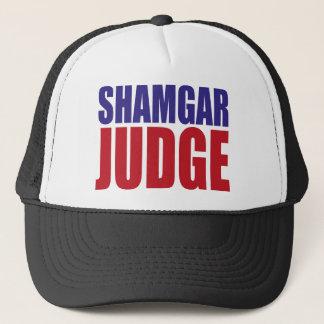 Shamgar Judge Trucker Hat