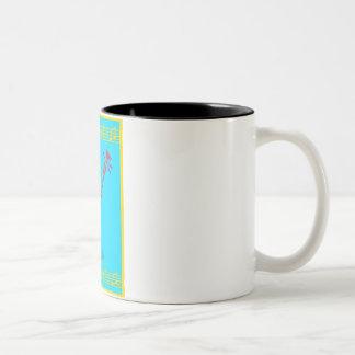 shamisen Two-Tone coffee mug