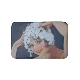 Shampoo Bathroom Mat