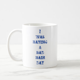 Shampoo Day Coffee Mug