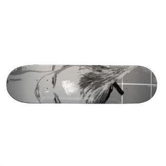 shampoo spike skateboard