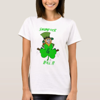 Shamrock and Roll T-Shirt