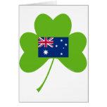 Shamrock-Australia Cards