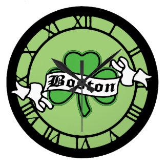 Shamrock Boston Clocks