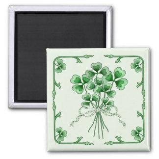 Shamrock Bouquet 2 Magnet