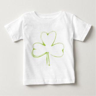 Shamrock Brushed Lime Baby T-Shirt