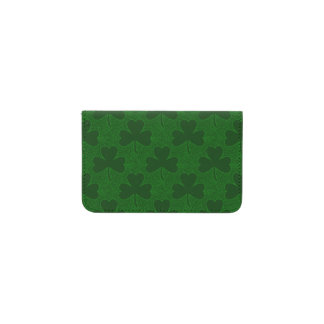 Shamrock Business Card Holder