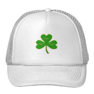 Shamrock Cap Trucker Hat