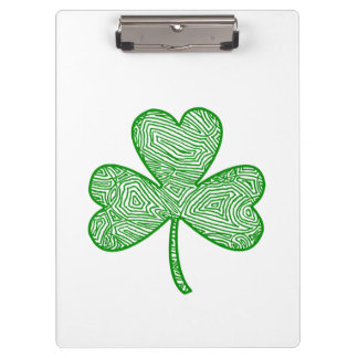 Shamrock Clipboard