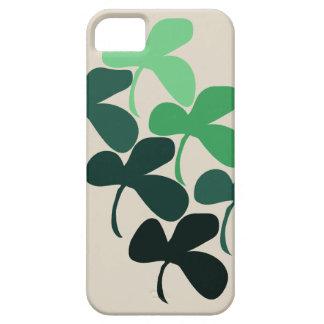 Shamrock clover iPhone 5 cases