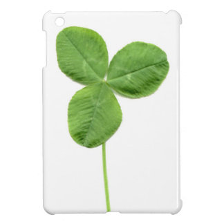 Shamrock clover trefoil trifolium leaves iPad mini covers