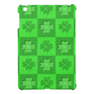 Shamrock Clovers Case For The iPad Mini