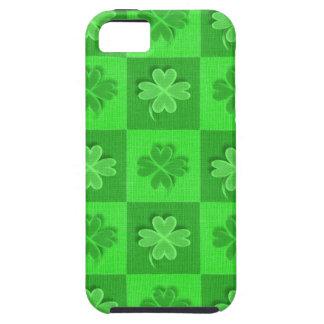 Shamrock Clovers iPhone SE/5/5s Case