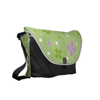 Shamrock Courier Bag