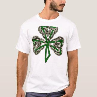 Shamrock Cross Knot T-Shirt