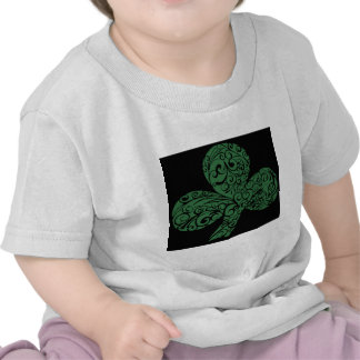 Shamrock Design Tshirts
