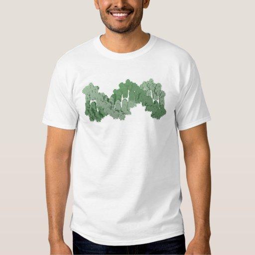 Shamrock DNA - version with dna on back T-Shirt