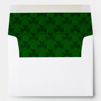 Shamrock Envelopes