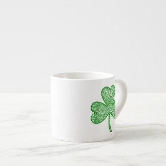 Shamrock Espresso Cup