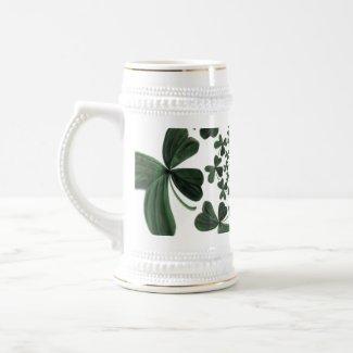 Shamrock Explosion mug