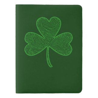 Shamrock Extra Large Moleskine Notebook