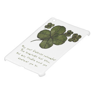 Shamrock Fields Cover For The iPad Mini