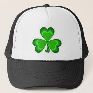 Shamrock Glory Trucker Hat