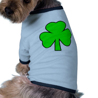 Shamrock Green Black The MUSEUM Zazzle Gifts Sell Dog Tshirt