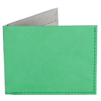 Shamrock Green Tyvek Wallet