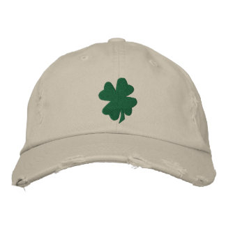 Shamrock Hat Baseball Cap