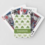 Shamrock Heart Card Deck