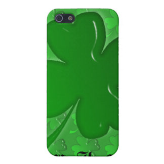 Shamrock i cover for iPhone SE/5/5s