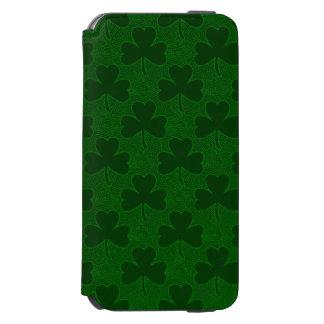 Shamrock iPhone 6/6s Wallet Case