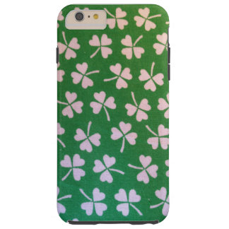 Shamrock iPhone 6 Plus tough Case