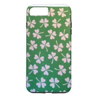 Shamrock iPhone 7 Plus tough Case