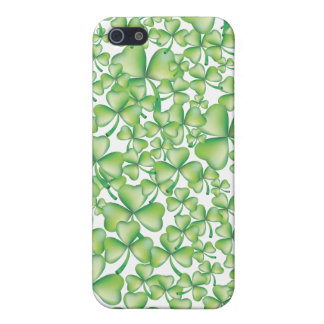 Shamrock iPhone Case Cover For iPhone 5