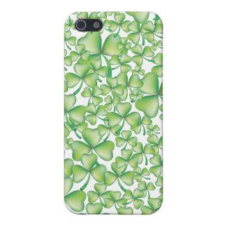 Shamrock iPhone Case iPhone 5 Case